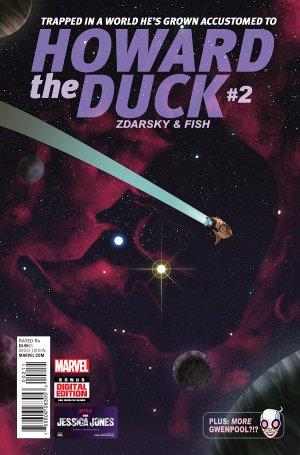 Howard Le Canard # 2 Issues V6 (2015 - 2016)