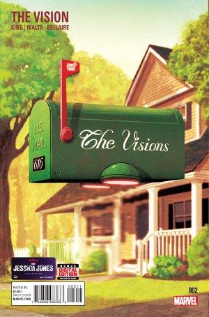 La Vision # 2 Issues V2 (2015 - 2016)
