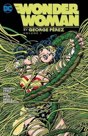 Wonder Woman # 1 TPB softcover (souple)