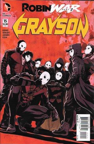 Grayson # 15 Issues V1 (2014 - 2016)