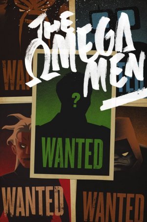 Omega Men # 7 Issues V3 (2015 - 2016)