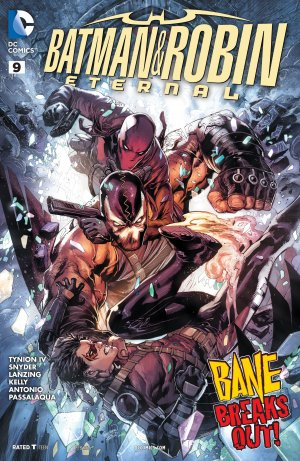 Batman and Robin Eternal # 9 Issues V1 (2015 - 2016)