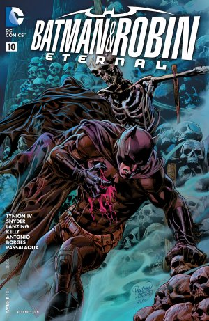 Batman and Robin Eternal # 10 Issues V1 (2015 - 2016)