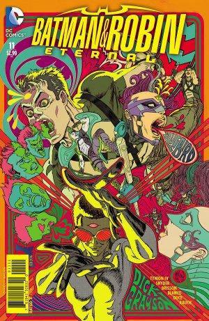 Batman and Robin Eternal # 11 Issues V1 (2015 - 2016)