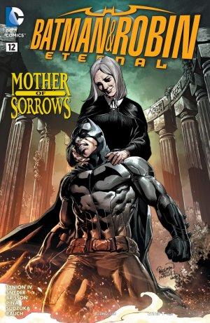 Batman and Robin Eternal # 12 Issues V1 (2015 - 2016)