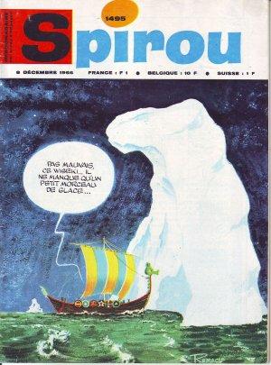 Album Spirou (recueil) # 1495