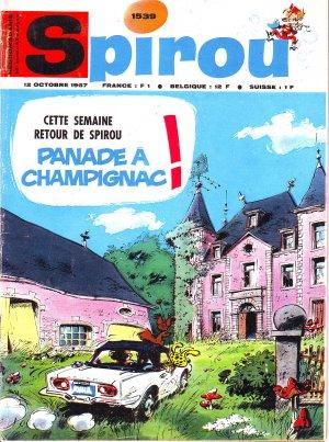 Album Spirou (recueil) # 1539