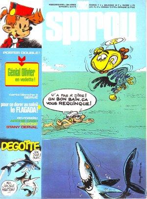 Le journal de Spirou # 2002