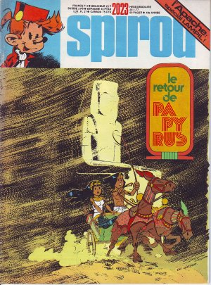 Le journal de Spirou # 2023