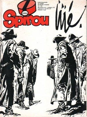 Le journal de Spirou 2204