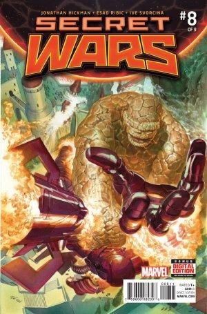 Secret Wars # 8 Issues V1 (2015 - 2016)