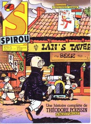 Le journal de Spirou # 2478