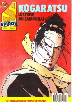 Le journal de Spirou # 2609
