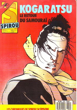 Album Spirou (recueil) # 2609