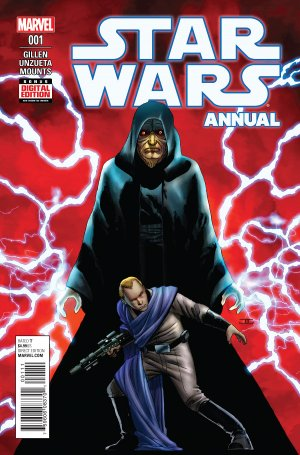 Star Wars édition Issues V4 - Annuals V2 (2015 - Ongoing)