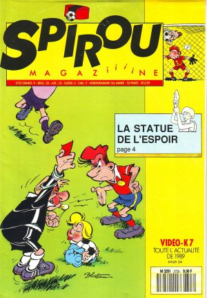 Le journal de Spirou # 2723