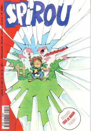 Album Spirou (recueil) # 3054