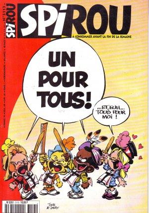 Le journal de Spirou # 3113