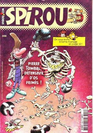 Le journal de Spirou # 3408