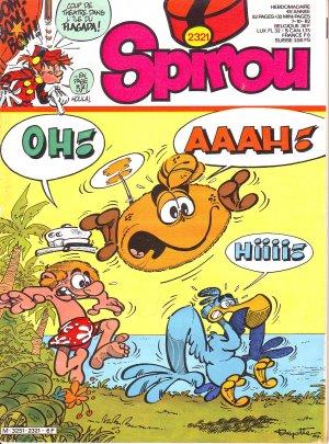 Album Spirou (recueil) # 2321