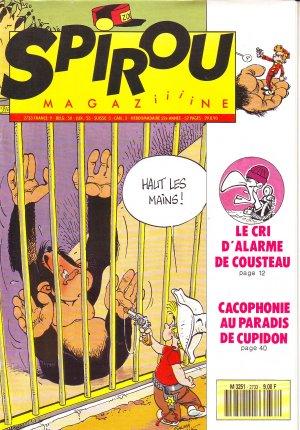Album Spirou (recueil) # 2733