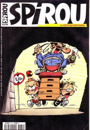 Le journal de Spirou # 3270