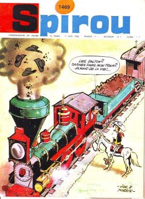 Le journal de Spirou # 1469