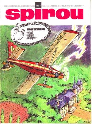 Le journal de Spirou # 1574