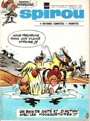 Album Spirou (recueil) # 1649
