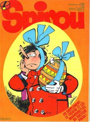 Album Spirou (recueil) # 2346