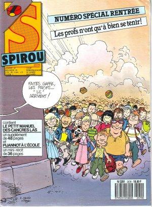 Album Spirou (recueil) # 2579