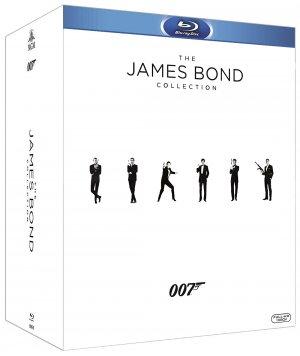 James Bond - Intégrale 50ème anniversaire édition Deluxe