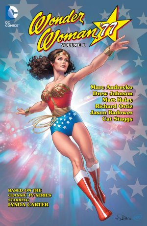 Wonder Woman '77 Special édition TPB softcover (souple)