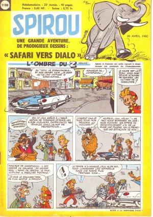 Le journal de Spirou # 1150