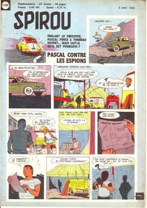 Le journal de Spirou # 1151