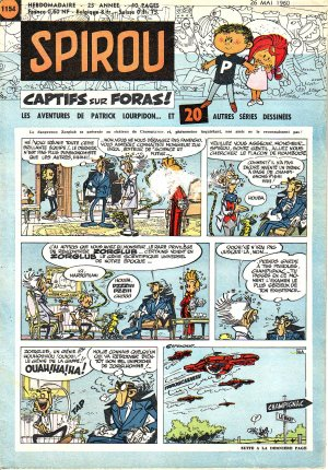 Le journal de Spirou # 1154