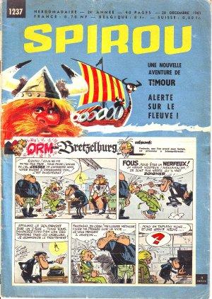 Le journal de Spirou # 1237