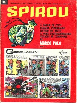 Album Spirou (recueil) # 1367