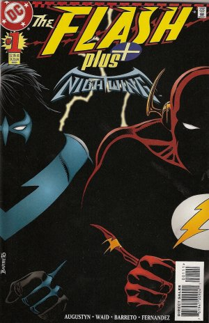 The Flash Plus Nightwing édition Issues (1997)