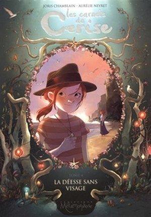 Les carnets de Cerise 4 - La déesse sans visage