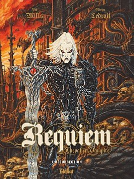 Requiem Chevalier Vampire édition Réédition 2016