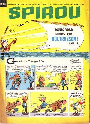 Le journal de Spirou # 1412