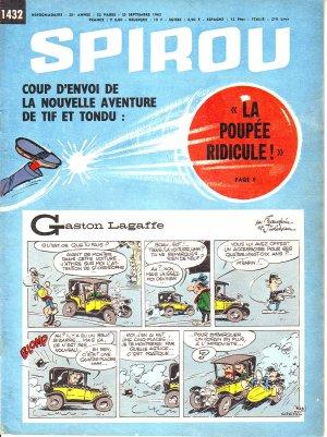 Album Spirou (recueil) # 1432