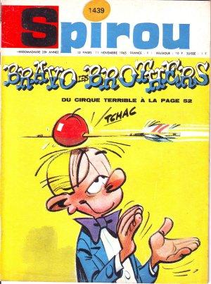 Le journal de Spirou # 1439