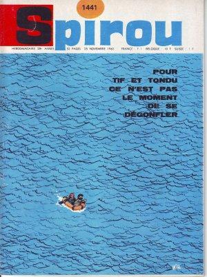 Album Spirou (recueil) # 1441