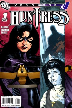 Huntress - Year One # 1 Issues