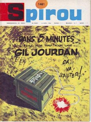 Album Spirou (recueil) # 1461