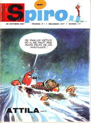 Le journal de Spirou # 1541