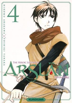 The Heroic Legend of Arslân # 4