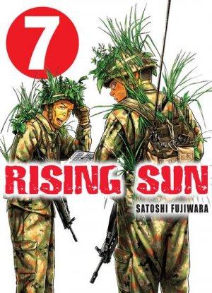 Rising sun # 7